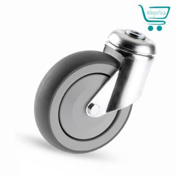 Колеса для покупательских тележек TENTE 100 мм - КТ100