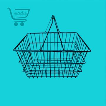 Покупательская корзина для супермаркета W20