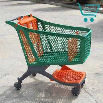 Пластиковая покупательская тележка - P175 Store Cruiser