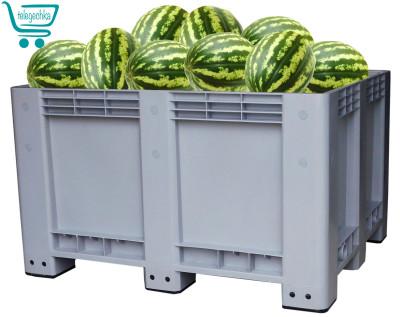 Пластиковый крупногабаритный контейнер (бокс) Big Box 550 F