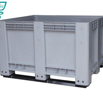 Пластиковый крупногабаритный контейнер (бокс) Big Box 550