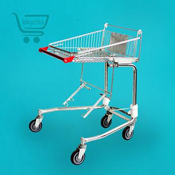 покупательская тележка для инвалидов