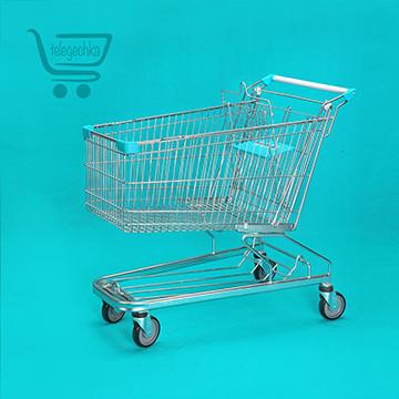 Тележка для супермаркета серия gl